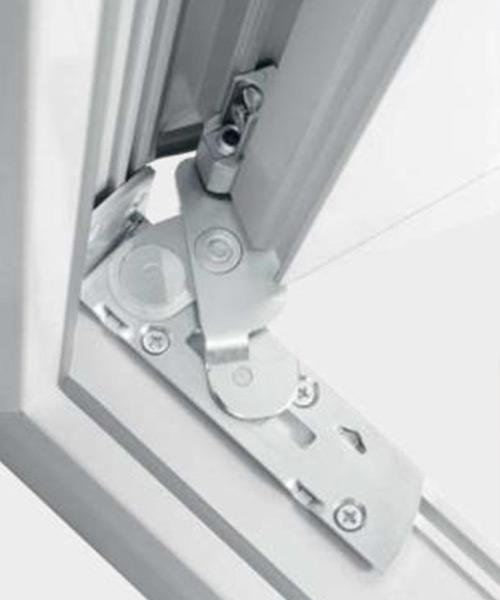 Ferragens para janelas em PVC – preços