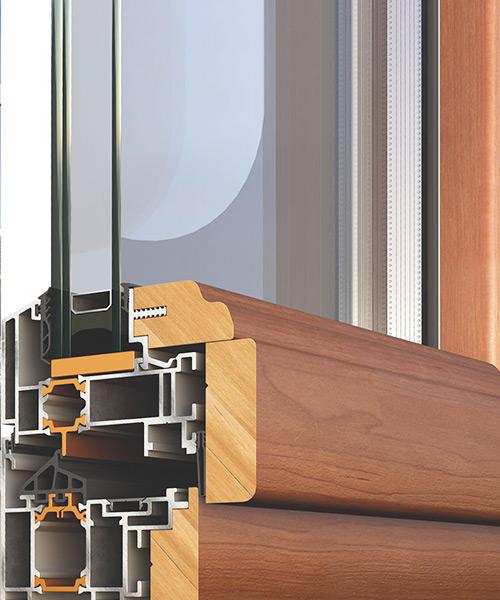 Caixilharia de madeira para portas – preços