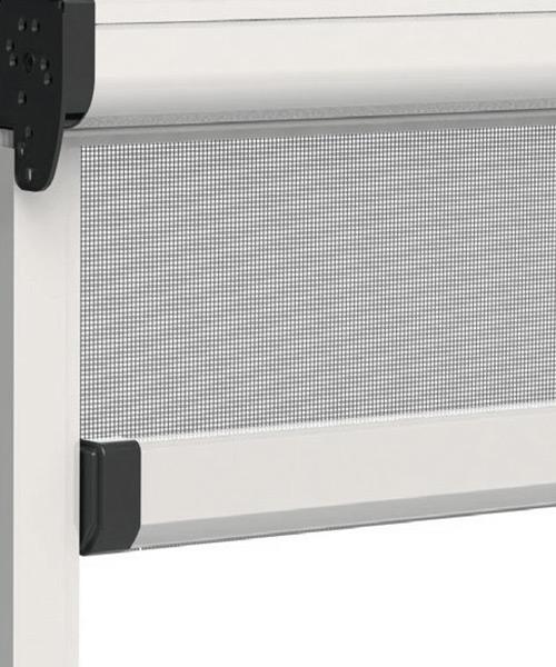 Redes mosquiteiras em PVC para portas, janelas e marquises