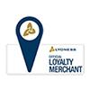 logótipo loyalty merchant