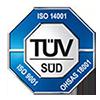 logótipo TUV