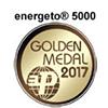 logótipo golden medal 2017