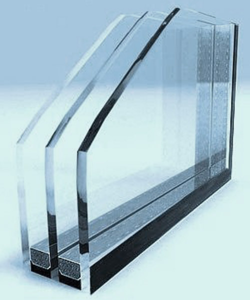 Tipos de vidros duplos e triplos